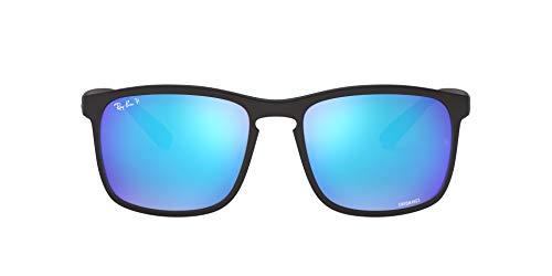 Ray-Ban RB4264 Chromance Lens Square Sunglasses