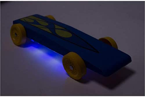 Pinewood Derby Under Glow Light Kit