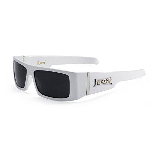locs sunglasses white - 9