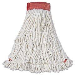 RCPA253WHI - Rubbermaid Web Foot Wet Mop Head