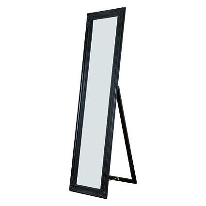 Wooden Mirror Stand Designs : Amazon milton greens stars cecilia wooden standing mirror
