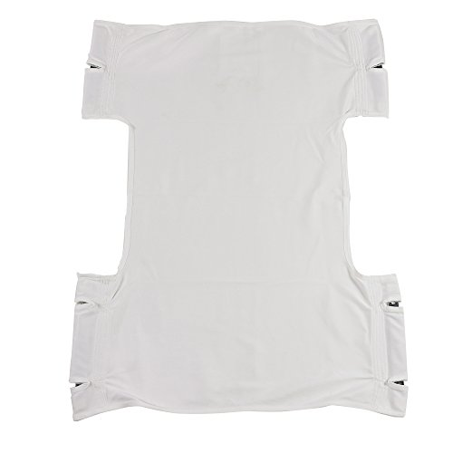 - Drive Medical One Piece Patient Lift Sling, White