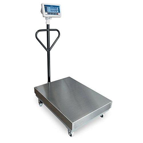 Báscula industrial monocélula con verificación CE de Baxtran BFS 600 (600Kgx200g) (60x80cm): Amazon.es: Bricolaje y herramientas