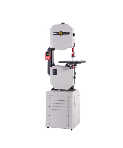 Steel City Band Saw - Steel City Tool Works 50125 14-Inch Band Saw with Granite Work Table