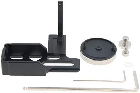 SonyアクションカメラLA3D-2ハンドヘルドジョイント用クランプケージアダプターGCH-Go1