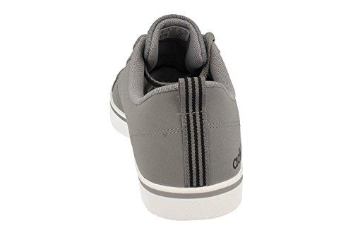 Adidas Mannen Tempo Vs Fitness Schoenen, Zwart Zwart, Grijs / Zwart / Wht