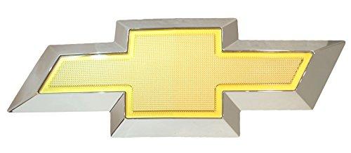 Textured Gold Bowtie Emblem Fits 2007-2013 Chevrolet Silverado 1500 Front Grill