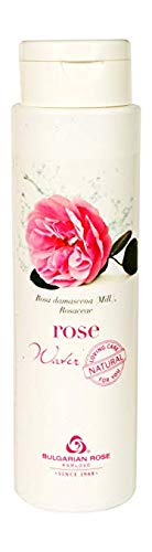 (Rose Water - 100% Organic Natural Facial Toner (No added alcohol, chemicals or fragrances) from Rose Valley, Bulgaria - Steam distilled from Rosa Damascena - 8.5 oz)