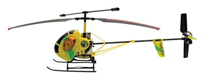 Venom Mantis 2-ch Rc Helicopter - Yellow by Venom Group International