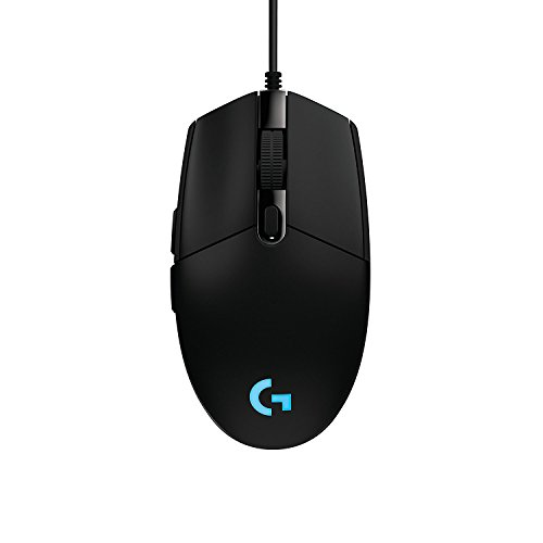 31eYosFNZgL - G203 Prodigy RGB Wired Gaming Mouse - Black(Certified Refurbished)