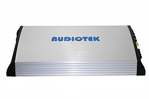Audiotek At850S 2 Channels Class Ab 2 Ohm Stable 3200W Stereo Power Car Amplifier W/Bass Control by Audiotek (Image #3)