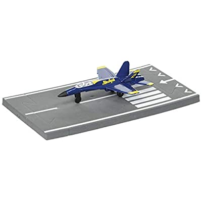 Daron Worldwide Trading Runway24 USN Angels F/A-18 Vehicle: Toys & Games