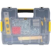 Stanley Hand Tools STST14022 11-1/2'' X 14-3/4 Plastic Lock Jaw Utility Box