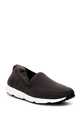 SWIMS Men's Breeze Leap Knit Slip On Shoes, Grey, 13 by SWIMS