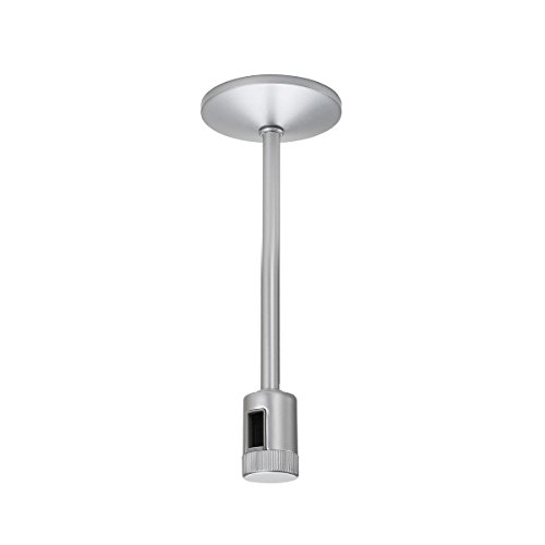 WAC Lighting HM1-TB6-PT Flexrail-1 Drop Ceil-Inchg Suspension, 6-Inch