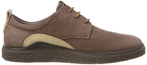 Violett Taupe Ecco Baskets Crepetray Deep Ladies 2333 Femme wIYYarBA
