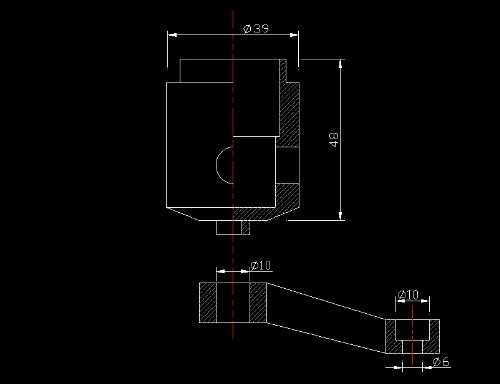 CNC black Universal Motorcycle Billet Brake Clutch Master Cylinder Fluid oil Reservoir Tank Fit For KAWASAKI ZX6R/ZX636R/ZX6RR 2000-2004