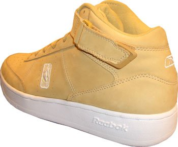 Reebok NBA – Scarpe Downtime Mid 4 – 146213 beige/Wheat dimensioni 45,5