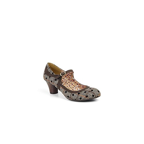 Chaussures Ruby Marron Shoo Femme Lexi qwpYw6