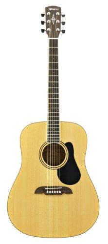 - Alvarez Regent RD26 Dreadnought Acoustic Guitar Natural/Gloss