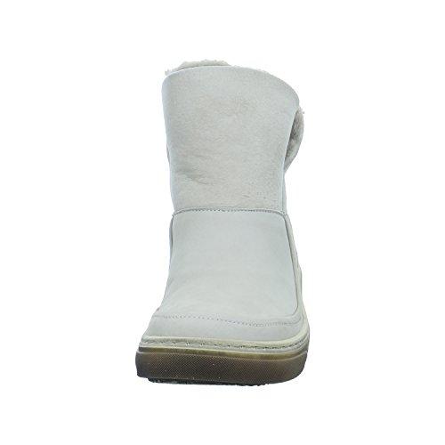 Josef Seibel 85323-LA784 Caro 23 Damen Stiefel Stiefeletten Boots Lammfell Natur