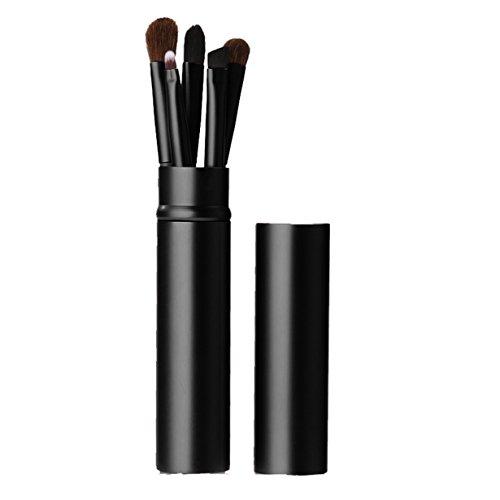 5 Piece Makeup Brushes Set Eyeshadow Eyebrow Lipbrush Eyelin
