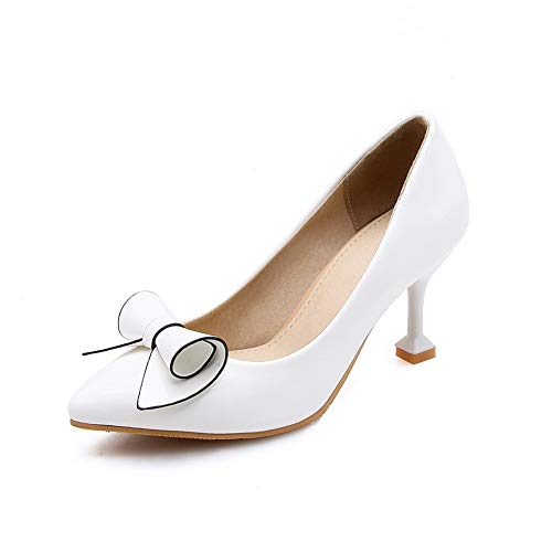 EU Blanc 5 APL10605 Sandales BalaMasa Femme Compensées Blanc 36 q8OwAa