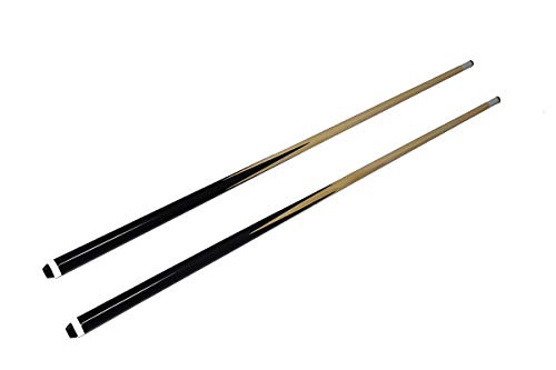Eagle Cue - East Eagle Shorty Pool Cue, 36 Inch Short Wooden Stick 1-Piece Hardwood Billiard/Pool House Cue
