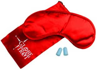 Eye mask with gel for hot/cold treatment- Great for relaxation/insomnia or headache. Blocking out any unwanted light