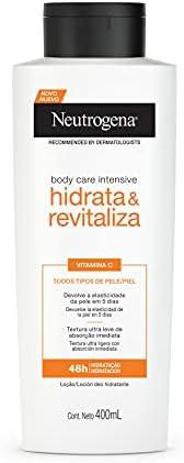 Hidratante Corporal NEUTROGENA Body Care Intensive Hidrata&Revitaliza 400ml, Neutro