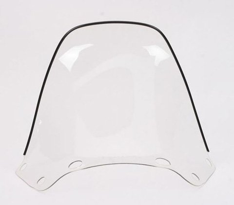 1999-1999 YAMAHA PHAZER MOUNTAIN LITE YAMAHA WINDSHIELD CLEAR, Manufacturer: KORONIS, Manufacturer Part Number: 450-627-AD, Stock Photo - Actual parts may vary.