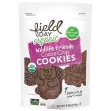 Natural SeaOrganic Fd Cocoa Chip Cookie 8 Oz (Pack Of 6)