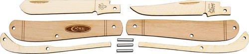 Wooden Knife Kit Mini Trapper