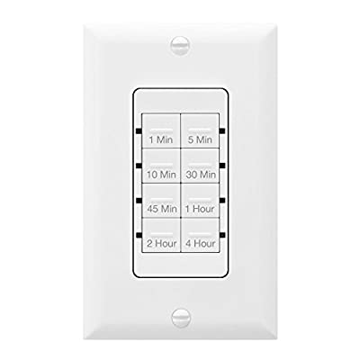 TOPGREENER Smart Dimmer Switch, 2 Pack...