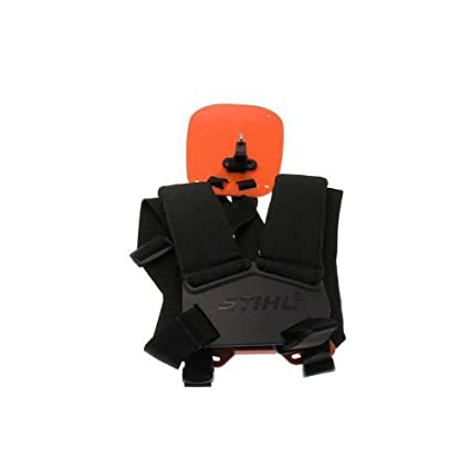Amazon.com: Stihl Strimmer Desbrozadora de hombro doble ...