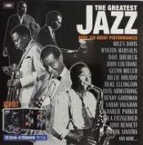 オムニバス/THE GREATEST JAZZ OVER 150 GREAT PERFORMANCES