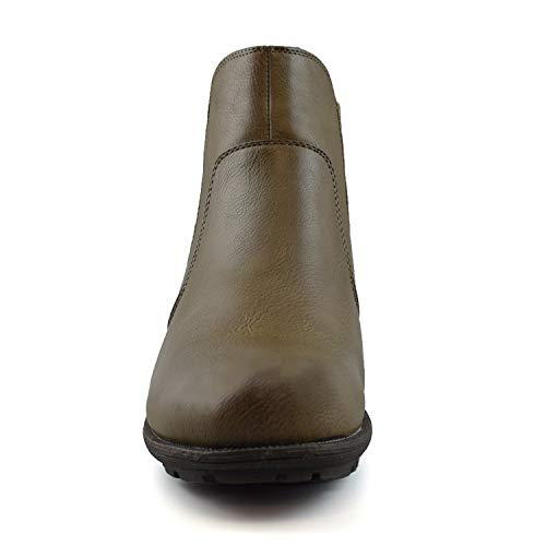 12 Harvest Women's Legend Winter Thinsulate Comfy Boots Moda 3M Size Available Uw0FqRFx