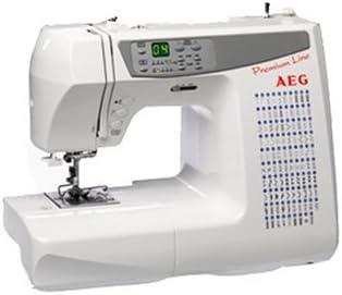 AEG 680 - Máquina de Coser, 191 programas, Pantalla LCD: Amazon.es ...