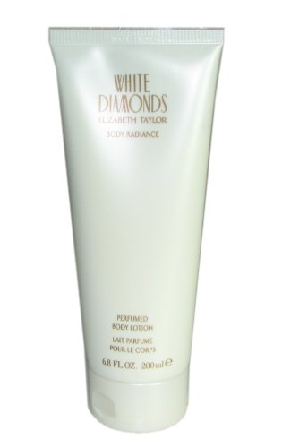 White Diamonds By Elizabeth Taylor Lotion, (White Diamonds Tester)
