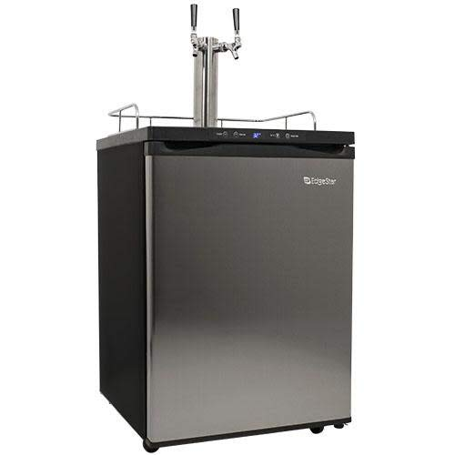 EdgeStar Full Size Dual Tap Kegerator with Digital for sale  Delivered anywhere in USA