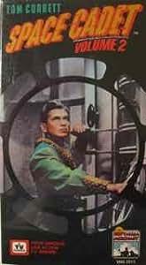 Tom Corbett-Space Cadet - Vol. 2 [VHS]