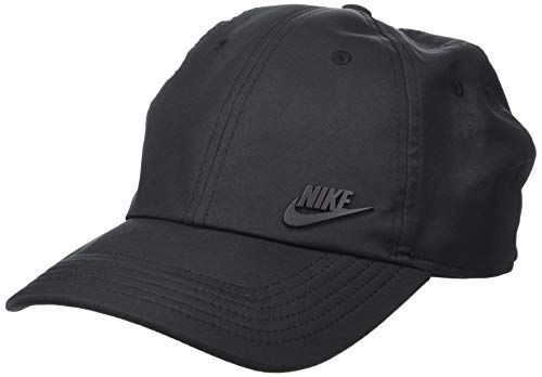 NIKE Sportswear Unisex AeroBill H86 Cap, Black/Black/Black/Black, One ()