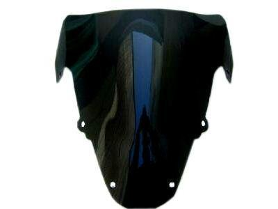 Smoked Windscreen for 03-04 Suzuki GSX-R (04 Smoked Windscreen)