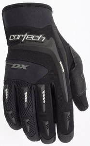 Cortech DX 2 Textile Street Motorcycle Gloves (Choose Size & Color)