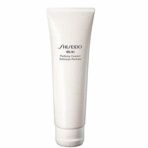 Shiseido Ibuki Purifying Cleanser for Unisex, 4.4 oz (Purifying Cleanser)
