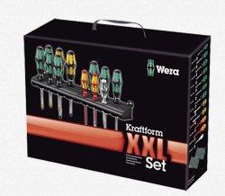 Wera - Wera Kraftform XXL Screwdriver Set, 12-piece - 05051010003