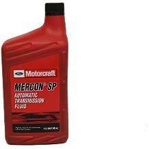 Genuine Ford Fluid XT-6-QSP MERCON-SP Automatic Transmission Fluid - 1 Quart