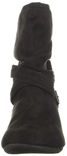Black Eathan Ankle Women's Boot Report aqOISUxn