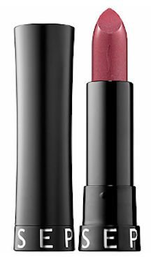 (Sephora Collection Rouge Shine Lipstick Fever 40 Dark Watermelon Shimmer Rich Glossy Shine Moisturizing Full)