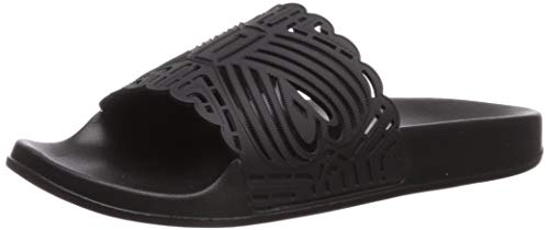 Ted Baker Women's ISSLEY Slide Sandal, Black Rubber, 5 M -